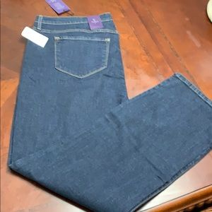 NWT Not Your Daughter's Jeans